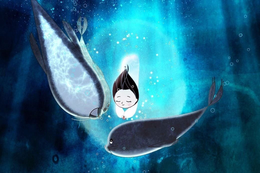 Song Of The Sea Movie Wall Print POSTER Decor 32x24