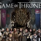 Game Of Thrones TV Show Season Drama Series Wall Print POSTER Decor 32x24