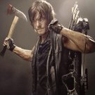 The Walking Dead 1 2 3 4 TV Zombie Wall Print POSTER Decor 32x24