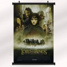 The Lord Of The Rings 1 2 3 Wall Print POSTER Decor 32x24