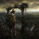 Stalker Game Wall Print POSTER Decor 32x24
