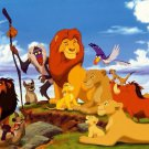 Lion King Movie Wall Print POSTER Decor 32x24
