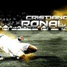 Cristiano Ronaldo Football Soccer Star Wall Print POSTER Decor 32x24