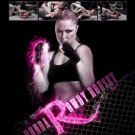 Ronda Rousey Womens Bantamweight Champion Wall Print POSTER Decor 32x24