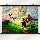 The Legend Of Zelda 25th Wall Print POSTER Decor 32x24