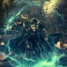 Thor 2 Loki The Dark World Movie Wall Print POSTER Decor 32x24