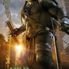 Teenage Mutant Ninja Turtles 2014 Movie Wall Print POSTER Decor 32x24