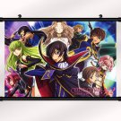 Code Geass Game Wall Print POSTER Decor 32x24