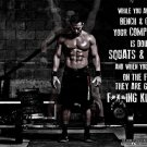 Rich Froning Jr Professional CrossFit Athlete Wall Print POSTER Decor 32x24