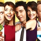 How I Met Your Mother TV Show Wall Print POSTER Decor 32x24