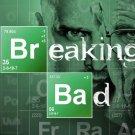 Breaking Bad 1 2 3 4 TV Wall Print POSTER Decor 32x24