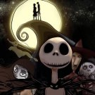 The Nightmare Before Christmas Jack Movie Wall Print POSTER Decor 32x24