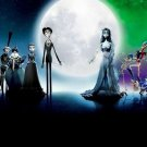 Tim Burton S Corpse Bride Puppet Animation Film Wall Print POSTER Decor 32x24