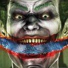 Joker Batman Arkham City Wall Print POSTER Decor 32x24