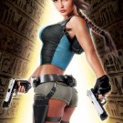 Art Design Girl Lara Croft Tomb Raider Wall Print POSTER Decor 32x24