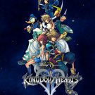 Kingdom Hearts Boy 1 2 Game Wall Print POSTER Decor 32x24