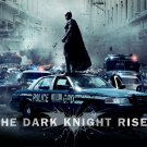 The Dark Knight Rises Batman Movie Wall Print POSTER Decor 32x24