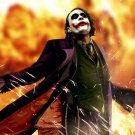 Joker Batman The Dark Knight Movie Wall Print POSTER Decor 32x24