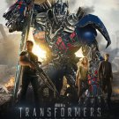Transformers 4 Age Of Extinction Movie Wall Print POSTER Decor 32x24