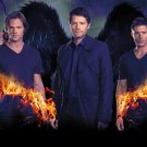 Supernatural US TV Show Season Artt Wall Print POSTER Decor 32x24