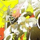 Shin Megami Tensei Persona 4 Game Wall Print POSTER Decor 32x24
