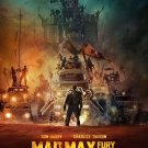 Mad Max Fury Road Movie Wall Print POSTER Decor 32x24