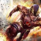 The Flash TV Series Show Seasona Wall Print POSTER Decor 32x24