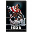 Rocky Movie Motivational Poster Sylvester Stallone 32x24