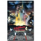 A Nightmare On Elm Street 4 Classci Movie Poster 32x24