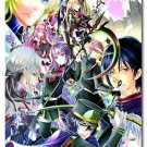 Seraph Of The End Anime Poster Shinoa Yuichiro Hyakuya 32x24