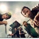 The Walking Dead Season 4 TV Show Art Poster 32x24