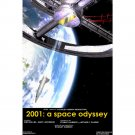 2 Space Odyssey 1968 Movie Poster Wall Decor 32x24