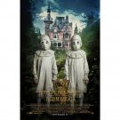 Miss Peregrines Home For Peculiar Children Movie Poster Twins 32x24