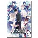 Diabolik Lovers Anime Poster Komori Yui 32x24