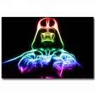 Star Wars Darth Vader Psychedeli C Trippy Fantasy Poster 32x24