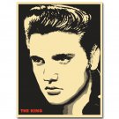 Elvis Presley The Hillbilly Cat Vintage Poster 32x24