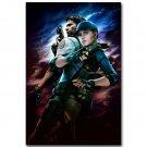 Resident Evil 6 7 Hot Game Poster Print 32x24