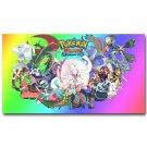 Pokemon Pikachu Japanese Anime Poster Pocket Monster 32x24