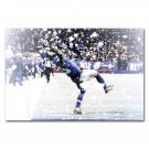 Odell Beckham One Handed Catch NFL Football Poster 32x24