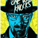 Breaking Bad TV Series Art Wall Poster Room Decor 32x24