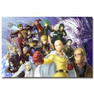 One Punch Man Japanese Anime Poster Genos 32x24