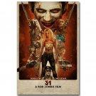 A Rob Zombie Film 31 Horror Movie Poster 32x24