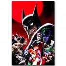 Superhero Batman The Animated Series Poster Joker 32x24