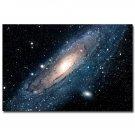 Galaxy Space Stars Nebula Landscape Poster 32x24