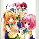 To Love Ru Darkness Anime Poster Wall 32x24