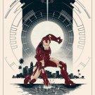 Iron Man Movie Art Poster Room Decor 32x24