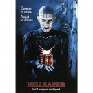 Hellraiser Hellbound Classic Movie Poster Wall Decor 32x24