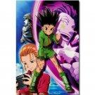 Hunter X Hunter Anime Art Poster GON FREECSS 32x24