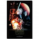 Doctor Who Star Wars TV Series Art Poster DW 32x24