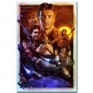 Firefly USA Classic TV Series Poster 32x24